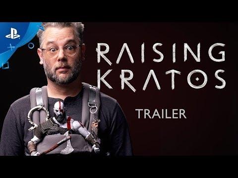 God of War: Raising Kratos - Announce Trailer