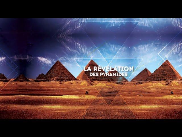 La revelation des pyramides mystérieux DOCUMENTAIRE 2016