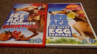 Nonton Ice Age A Mammoth Christmas And Ice Age The Great Egg Scapade  Uk  Dvd Unboxing Film Subtitle Indonesia Streaming Movie Download