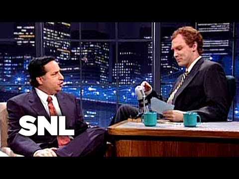 The Late Show with David Letterman - Saturday Night Live
