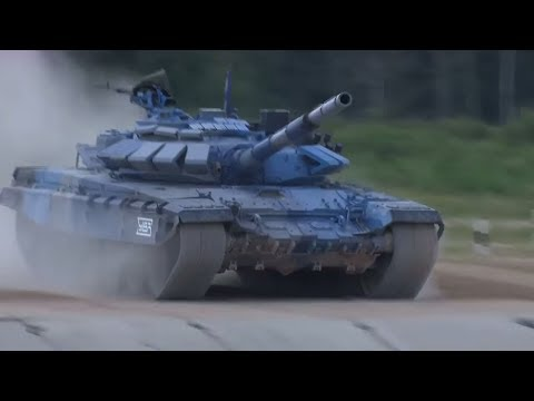 Russland: Armeespiele als Leistungsschau der Waffenin ...