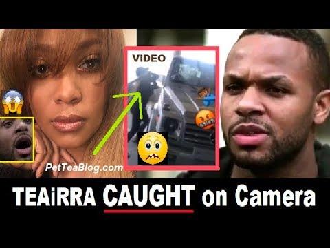 Akbar Leak New Video Of Teairra Mari Breaking His CAR Proves She A LiAR 😱📹