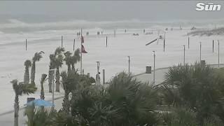 Hurricane Michael barrels toward the Gulf Coast of the USA
