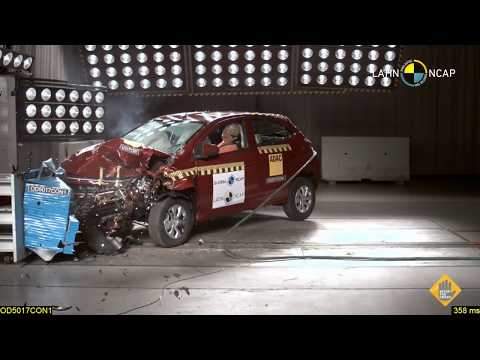 Chevrolet Onix crash test