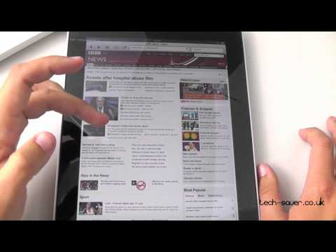 Apple iPad 3G 32GB Review