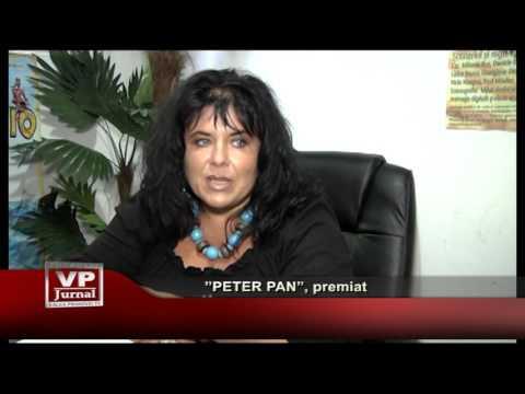 """""""PETER PAN"""", premiat"""