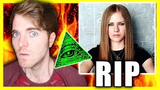 AVRIL LAVIGNE CONSPIRACY THEORY Video