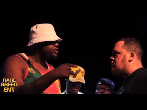 Rap Battle: Shotgun Suge Vs. Rosenburg Raw