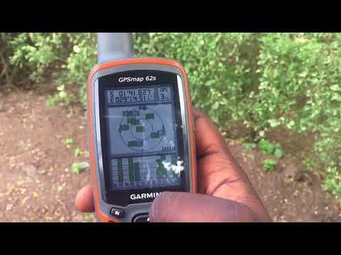Utilisation d'un GPS Garmin