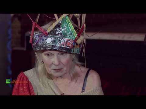 Vivienne Westwood on US foreign policy, social cleansing and green energy