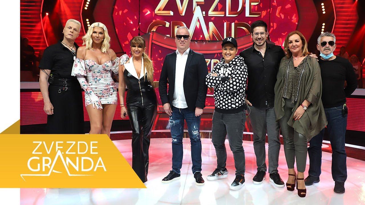 ZVEZDE GRANDA 2020 – cela 30. emisija (13. 06.) – trideseta epizoda – snimak
