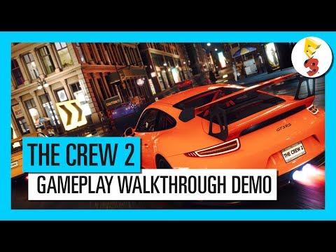 E3 2017: The Crew 2