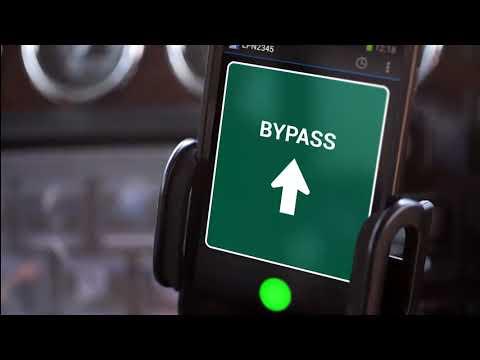 Video of Trucker Weigh Station Bypass