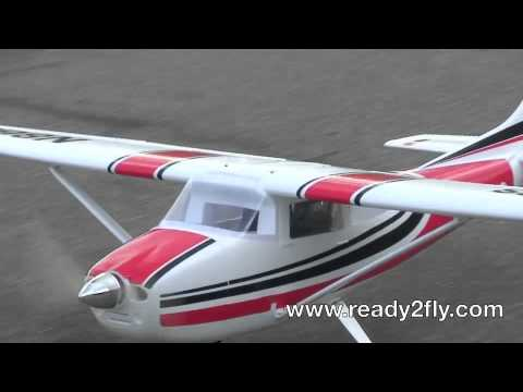 Giant Cessna 182 EPO www.ready2fly.com