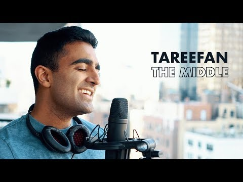Tareefan (Veere Di Wedding) - The Middle - Mashup Cover - Anil Chitrapu
