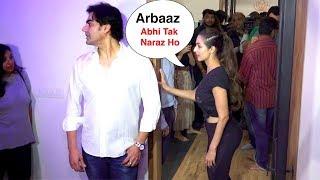 Video Arbaz Khan Upset With Malika Arora For Leaving Him For Arjun Kapoor MP3, 3GP, MP4, WEBM, AVI, FLV Oktober 2018