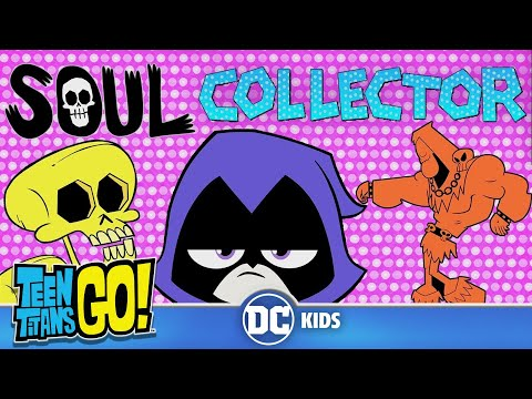 Teen Titans Go! | Uncle Death The Soul Collector! | Dc Kids