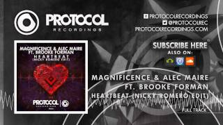 Thumbnail for Magnificence vs. Alec Maire ft. Brooke Forman — Heartbeat (Nicky Romero Remix)