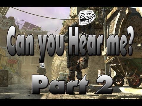 Messing With Strangers in Black ops 2 ( Ep 16 ) Part 2