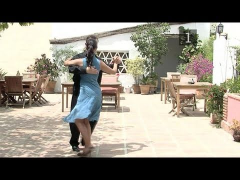 Аргентинское танго: техника исполнения. Урок онлайн.