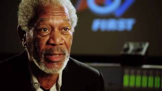 FIRST PROMO VIDEO 2011 FEATURING MORGAN FREEMAN - Produced by Paul Lazarus