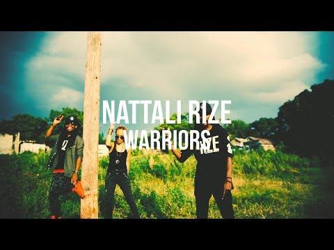 📺 Nattali Rize - Warriors [Official Video]