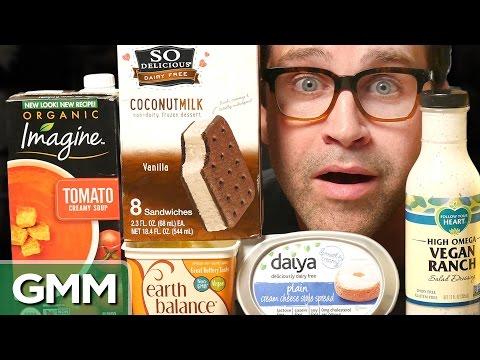 10 • E101___  _    Dairy vs Dairy-Free Taste Test