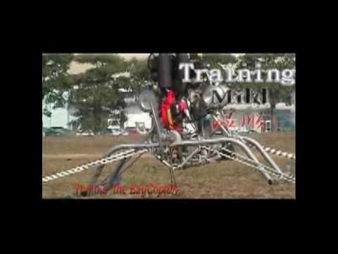 Yoshine Coaxial Helicopter UAV