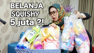 Video BELANJA SQUISHY SAMPAI 5 JUTA RUPIAH ?? - Ria Ricis MP3, 3GP, MP4, WEBM, AVI, FLV November 2018