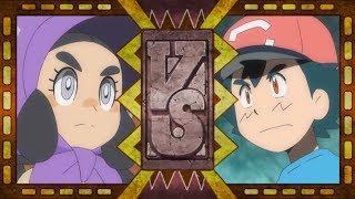 Ash vs. Hapu—The Battle Begins! | Pokémon the Series: Sun & Moon—Ultra Legends | Official Clip by The Official Pokémon Channel