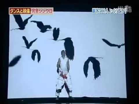 超有趣的日本特效表演!