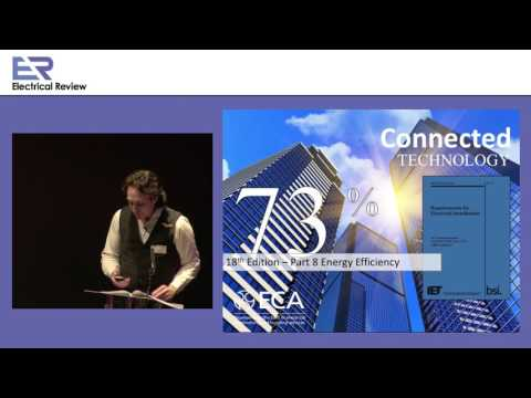 Smart Lighting Summit 2017: Steve Martin, ECA