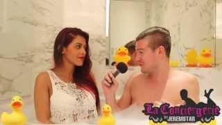 Video Ayem dans le bain de Jeremstar - INTERVIEW MP3, 3GP, MP4, WEBM, AVI, FLV Oktober 2017