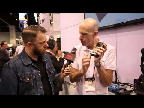 Guitar Center New from NAMM 2015 – TC Helicon Ditto Mic Looper