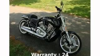 4. 2012 Harley-Davidson VRSC V-Rod Muscle - Walkaround & Specs [techracers]