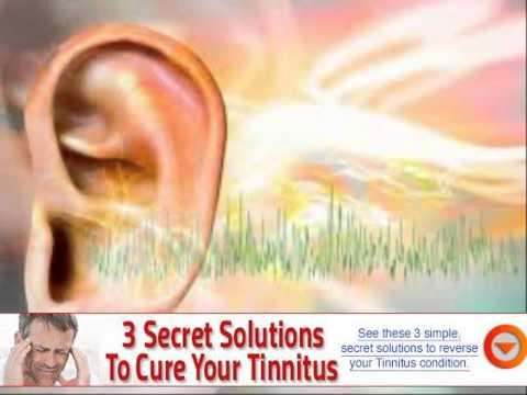 vitamin b12 tinnitus cure