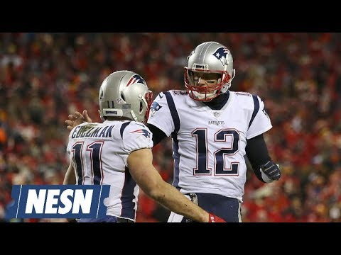 Video: Patriots Play With Chip On Their Shoulder, Whether They Should Or Not