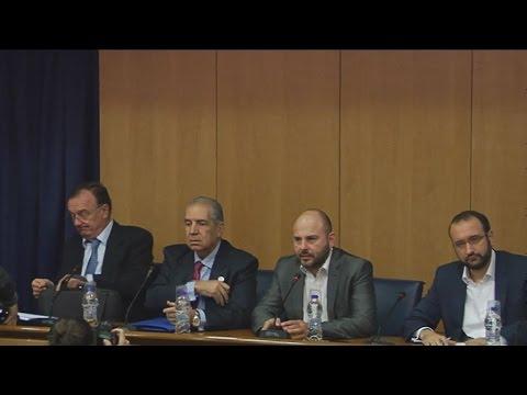 Νέες κινητοποιήσεις ενάντια στο ασφαλιστικό ανακοινώθηκαν σε συνέντευξη Τύπου στο ΤΕΕ