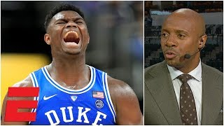 Duke's Zion Williamson a combo of Charles Barkley, Dominique Wilkins - Jay Williams | CBB Analysis