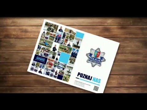 Poznaj Nas . Kalendarz stworzony z pasji.Policjanci z KPP we Włoszczowie