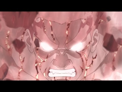 guy e le 8 porte vs madara