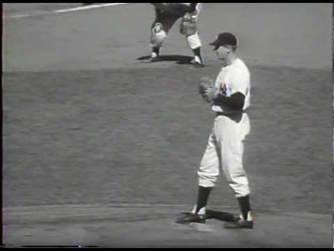 don larsen - No hitter, World Series, No No, Don Larsen, Yankees vs. Dodgers, Subway Series, first World Series no hitter. On October 8, 1956 Don Larsen took the mound fo...