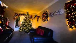 Christmas Tree Time Lapse 2013