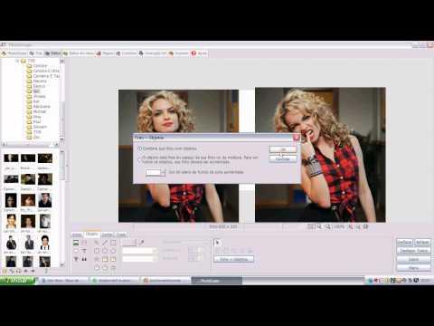 Como Fazer Capa Mesclada De 3 Fotos No ( Photoscape )