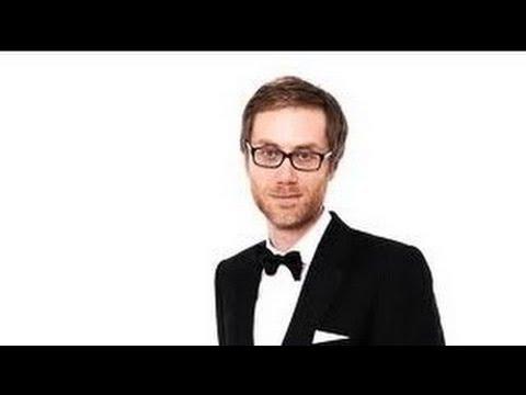 Stephen Merchant Hello Ladies - BBC Interview & Life Story - The Office / Extras / Karl Pilkington