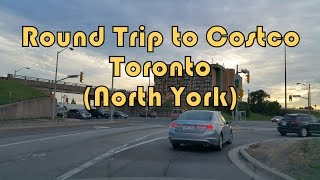 North York (ON) Canada  City new picture : 2016 Round Trip Costco North York (Toronto), Canada