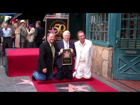 Randy Newman Walk of Fame Ceremony