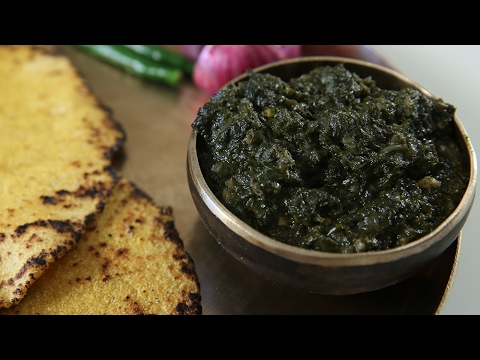 Sarson Ka Saag Aur Makki Ki Roti – Authentic Punjabi Recipe – Masala Trails With Smita Deo