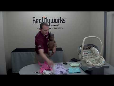 RealCare Baby Support Video - Troubleshooting Test (4:51)