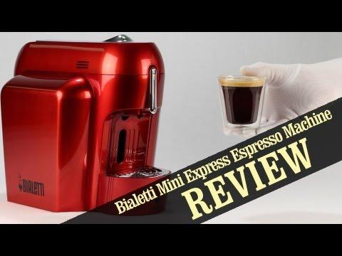 Bialetti Mini Express Single Server Espresso Machine - Exclusive Review
